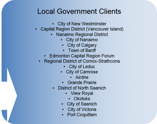 clients - local government